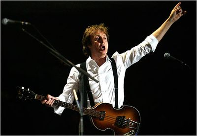 For Those Of You Who Missed Out On Seeing The Legendary Paul McCartney At Coachella Last Year Now Have A Second Chance To Catch Beatles Legend