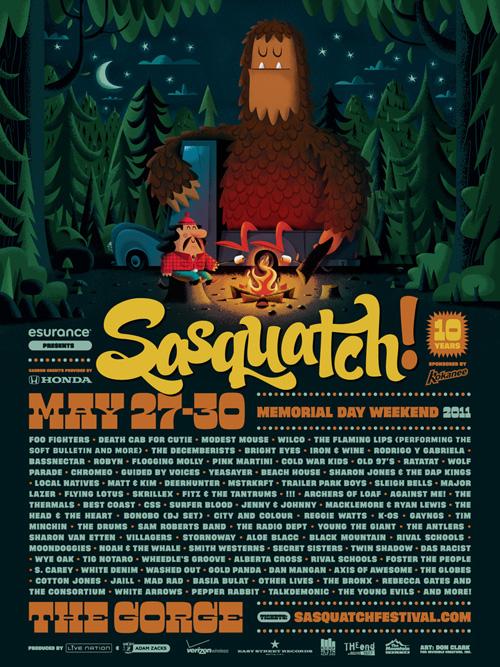 Sasquatch2011