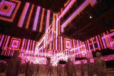 Coachella 2011 Sahara Tent Gets A New Look & Coachella 2011 Sahara Tent Gets A New Look (The Scenestar)