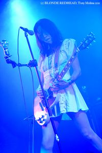1) Blonde Redhead (c) Tony Molina Photo 2011