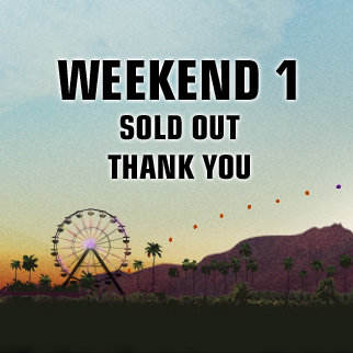 Weekend One Sold Out