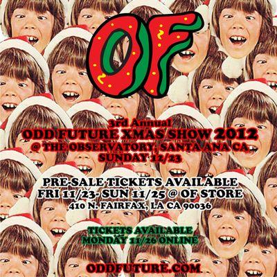 Odd Future Christmas