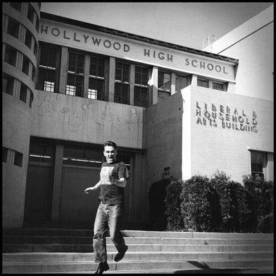 Morrissey at Hollywood High School