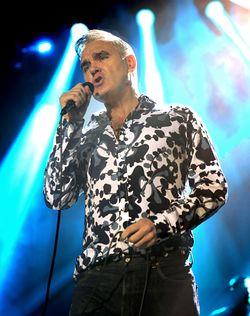 Morrissey (c) Tony Molina 2013