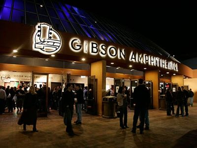 Gibson Amphitheatre