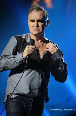 Morrissey (c) Molina