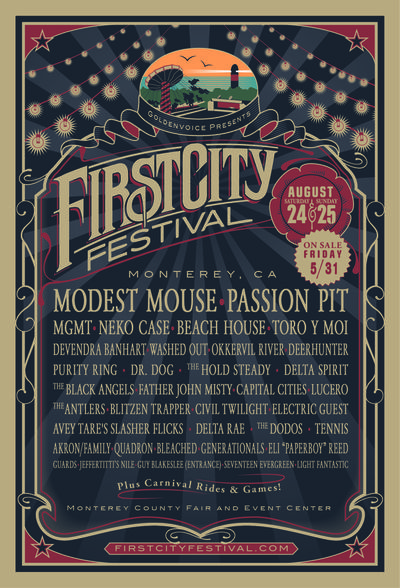 First City Festival 2013