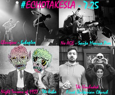 The Echo Takes L.A.