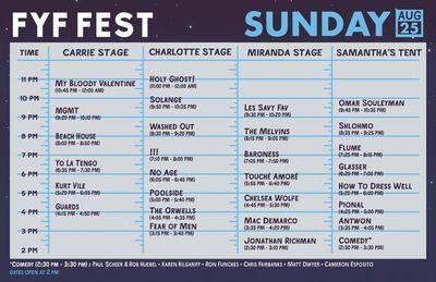 FYF Fest 2013 Sunday