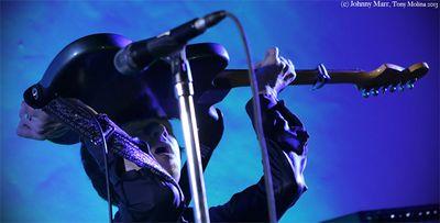 17) Johnny Marr (c) Tony Molina photo 2013