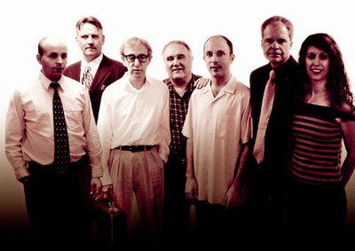 Woody Allen And His New Orleans Jazz Band
