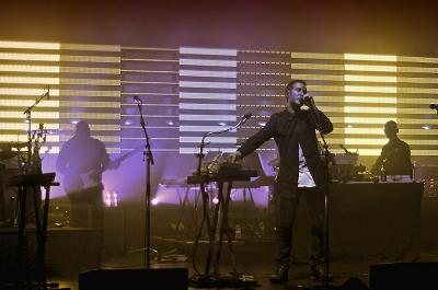 Massive Attack Greek Theatre Wiltern
