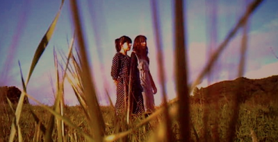 Julia Holter and Nite Jewel