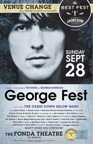 George Fest Fonda Theatre