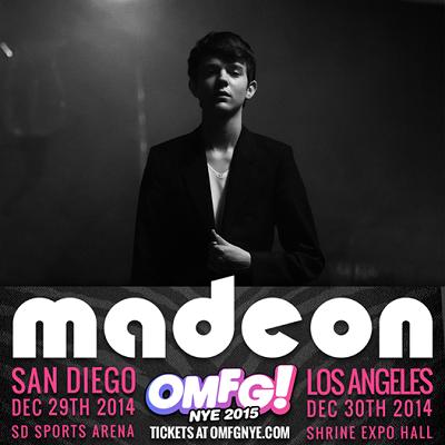 Madeon 2014