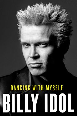 Billy Idol Dancing With Myself 2015 LA Times Festival of Books