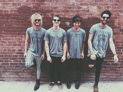 The Griswolds Troubadour Observatory 2015