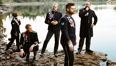 The Decemberists 2015 The Greek Theatre Los Angeles