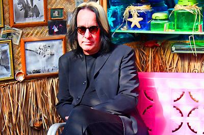 Todd Rundgren 2015 The Roxy Los Angeles
