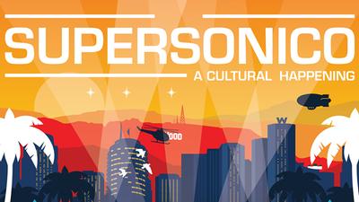 Supersonico Fest 2015 Hollywood Palladium