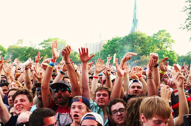 Pitchfork Music Festival 2015 Chicago