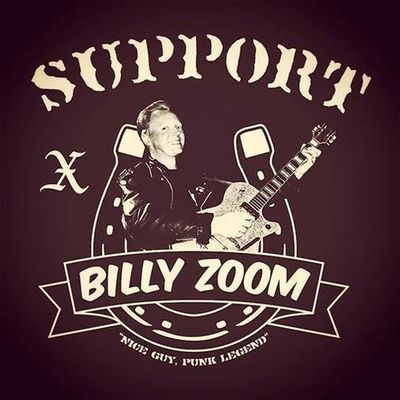 X Roxy Theatre Support Billy Zoom 2015