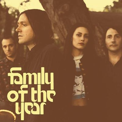 Family of the Year Glass House Amoeba Music Troubadour West Hollywood Los Angeles 2015