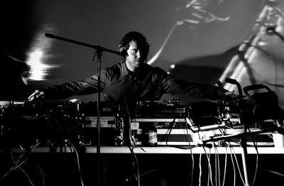 Cut Chemist Red Bull Sound Select Del Monte Speakeasy Venice 2015
