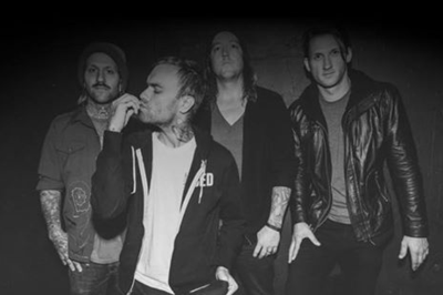 The Used Palace Theatre DTLA Los Angeles 2015