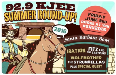 92.9-KJEE-Summer-Round-Up-2016-Santa-Barbara-Bowl-Iration-Fitz-And-The-Tantrums-Wolfmother-The-Strumbellas