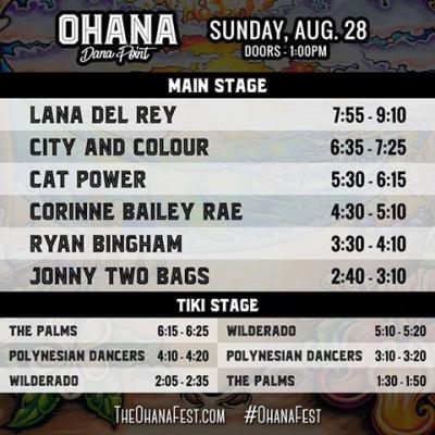 Ohana-Dana-Point-Music-Festival-Set-Times-Sunday