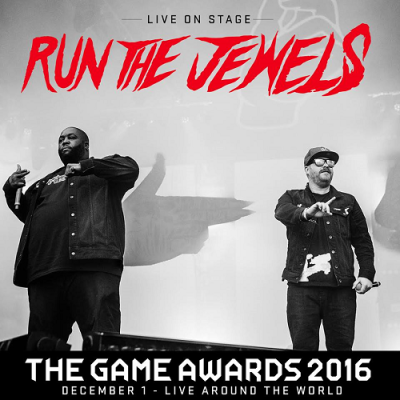 The-Game-Awards-2016-Los-Angeles-Microsoft-Theater-Downtown-LA-Live-Run-The-Jewels-RTJ3-Shrine-Expo-Hall