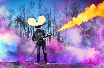 Deadmau5-2017-Los-Angeles-Shrine-Expo-Hall-W2016ALBUM-Joel-Thomas-Zimmerman-Lots-Of-Shows-In-A-Row-Tour-Four