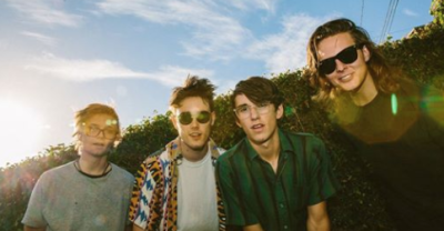 Hippo Campus Constellation Room Santa Ana Orange County Teragram Ballroom Los Angeles DTLA 2017 Landmark