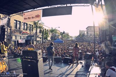 Make Music Pasadena 2017 Los Angeles Pasadena Music Festival Hiatus