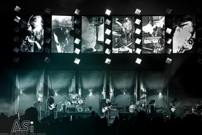 Radiohead 2017 Santa Barbara Bowl Coachella Localchella Side Show A Moon Shaped Pool