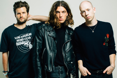LANY Wiltern Los Angeles 2017 Self-Titled Debut Album Kaaboo Del Mar Music Festival