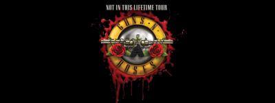 Guns N' Roses Staples Center Los Angeles DTLA Forum Inglewood 2017 Not in This Lifetime Tour