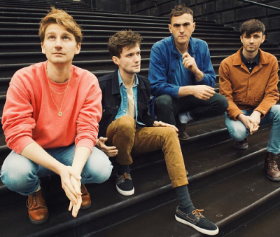 Glass Animals 2017 Los Angeles Shrine Auditorium How To Be A Human Being
