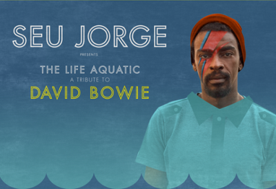 Seu Jorge 2017 Los Angeles Hollywood Bowl The Life Aquatic David Bowie Tribute