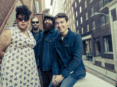 Alabama Shakes 2017 Los Angeles The Roxy Theatre West Hollywood Sound And Color Arroyo Seco Weekend Rose Bowl Brookside