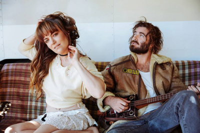 Angus And Julia Stone 2017 Los Angeles Fonda Theatre Hollywood Snow Tour