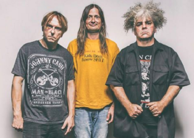 Melvins 2017 Los Angeles Troubadour West Hollywood The Echo Echo Park A Walk With Love and Death Spotlights