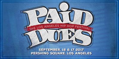 Paid Dues Festival 2017 Pershing Square DTLA Los Angeles Lil Wayne Ab-Soul