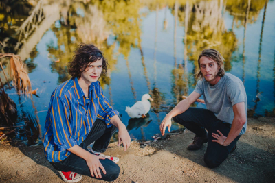 Coast Modern Echo Los Angeles Echo Park 2017 Self-Titled Debut Album