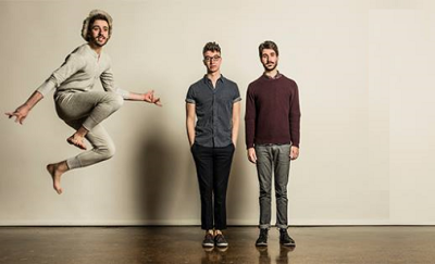 AJR 2017 Los Angeles Troubadour West Hollywood GRAMMY Museum Downtown Parish House of Blues Anaheim What's Everyone Thinking Tour Johnny Balik