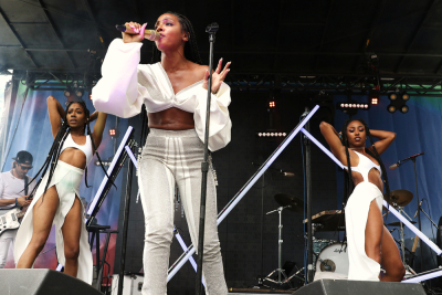 Dawn Richard Pitchfork Music Festival 2017 Chicago Chris Alvarez
