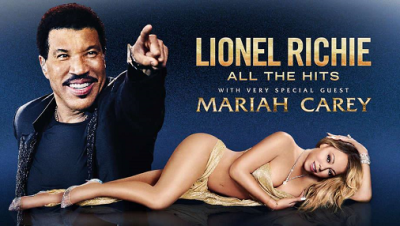 Lionel Richie Mariah Carey 2017 Los Angeles Hollywood Bowl All the Hits Tauren Wells