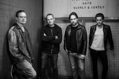 Dead Cross 2017 Los Angeles El Rey Theatre Mike Crain Justin Pearson Dave Lombardo Mike Patton Faith No More