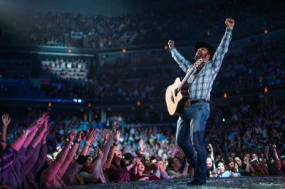Garth Brooks 2018 Headliner Stagecoach Country Music Festival Indio California